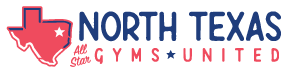 North Texas All Star Gyms United Logo